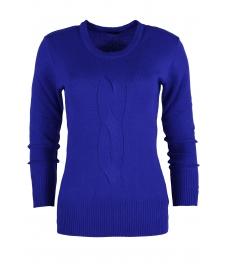Дамска блуза Клаудия кралско синя