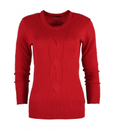 Дамска блуза Клаудия червена