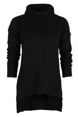 Дамски плетен блузон Дива