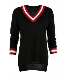Пуловер 513 черен