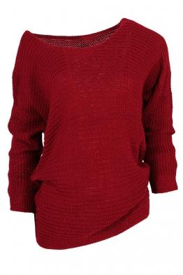 Дамска блуза ТЕРЕЗА червен