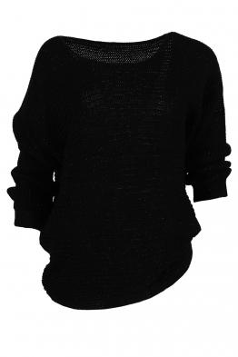 Дамска блуза ТЕРЕЗА черен