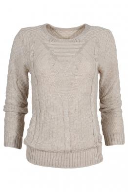 Пуловер МОНРЕАЛ B-1 бежов
