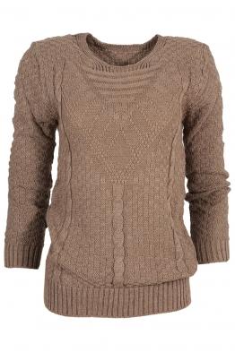 Пуловер МОНРЕАЛ B-1 капучино