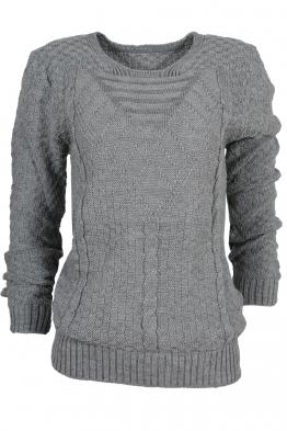 Пуловер МОНРЕАЛ B-1 сив
