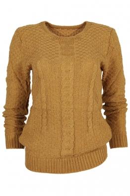 Пуловер МОНРЕАЛ B-2 горчица