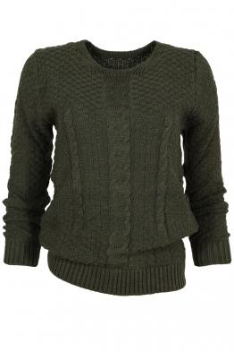 Пуловер МОНРЕАЛ B-2 зелен
