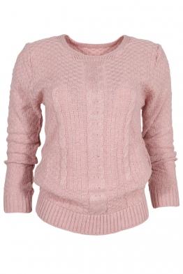 Пуловер МОНРЕАЛ B-2 розов