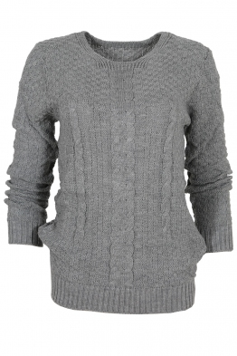 Пуловер МОНРЕАЛ B-2 сив