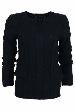 Пуловер МОНРЕАЛ B-2 тъмно син