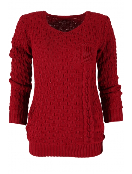 Пуловер МОНРЕАЛ А - 15