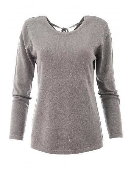 Дамска блуза XX392 сива