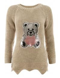 Дамски пуловер ТЕДИ БЕАР