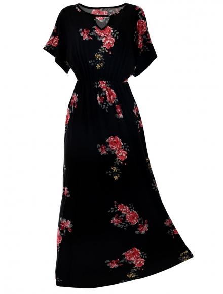 Дълга рокля ВАЙАЛЕТ А-2