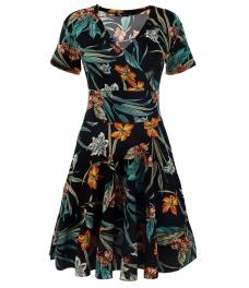 Къса рокля МИРАБЕЛ