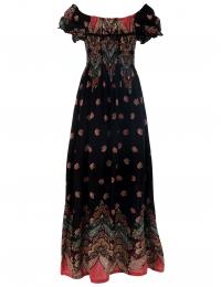 Дълга рокля ПРЕСИЯНА А-3