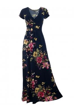 Дълга рокля ШАНТАЛ А-1