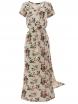 Дълга рокля БАМБИНА А-3