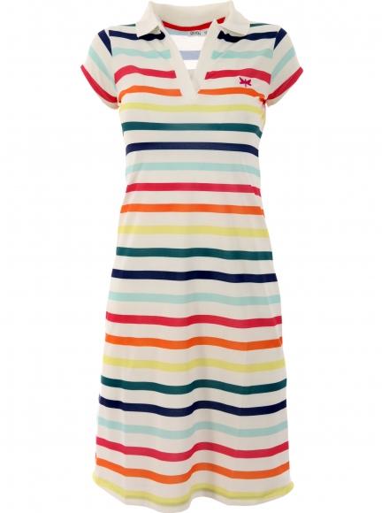 Къса рокля 6508