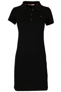 Къса рокля МОР черна