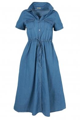 Дънкова рокля 2779