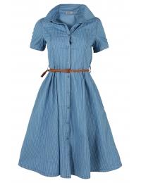 Дънкова рокля 2780