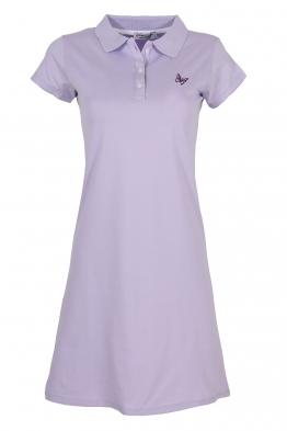 Къса рокля МОР B-1 лилава