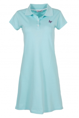 Къса рокля МОР B-1 светло синя