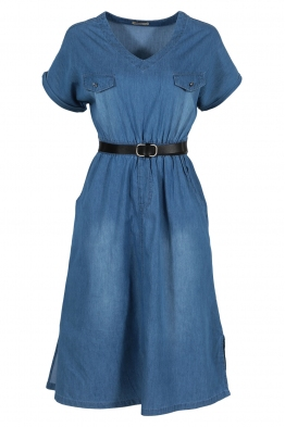 Дънкова рокля 2981