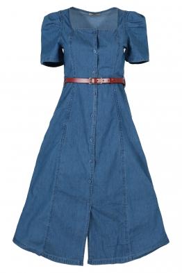 Дънкова рокля 8030