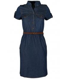 Дънкова къса рокля АЛИАНА А-1