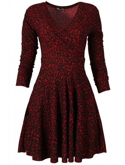Къса рокля МИРАБЕЛ В-6