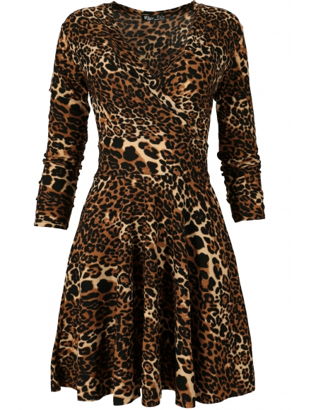 Къса рокля МИРАБЕЛ В-7