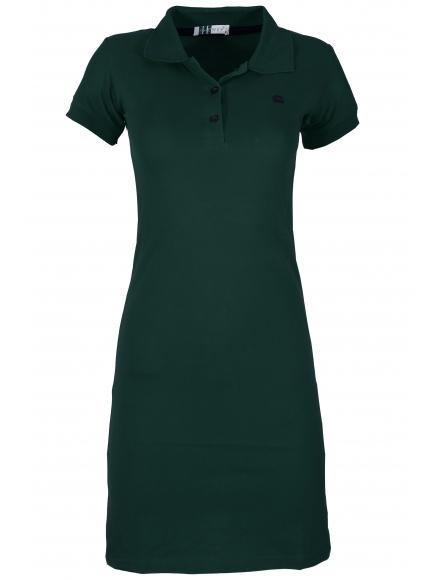 Къса рокля МОР зелена