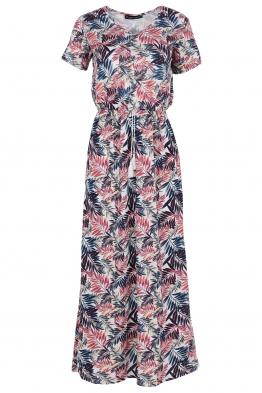Дълга рокля БАМБИНА А-6