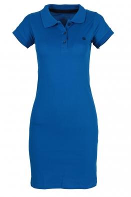 Къса рокля МОР кралско синя