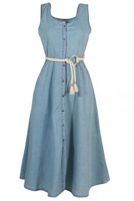 Дънкова рокля 2814