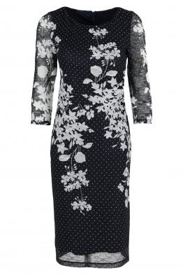 Дантелена рокля Мириям