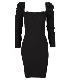 Къса рокля АНЕЛ черна
