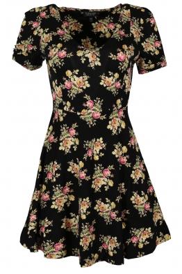 Къса рокля Маринела А-2