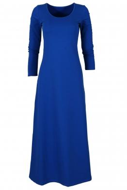 Рокля 2014 N - 1 кралско синя