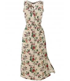 Дълга рокля  СЕРИНА - А-4