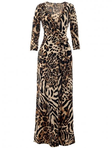 Дълга рокля Дива