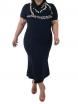 Дълга макси рокля Диана