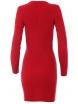 Дамска плетена рокля СТЕП