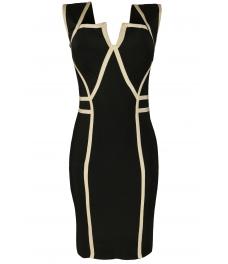 Дамска рокля Джейн черна