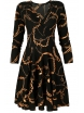 Къса рокля МИРАБЕЛ В-2