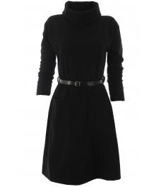 Къса рокля Трейси черна
