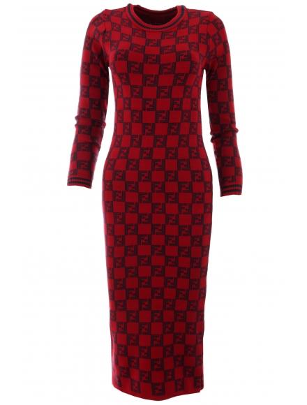 Плетена рокля Фиорела А-2