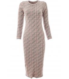 Плетена рокля Фиорела А-3